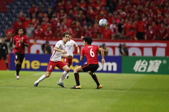 浦和主帅:防上港锋线防得好 裁判判罚没什么特别