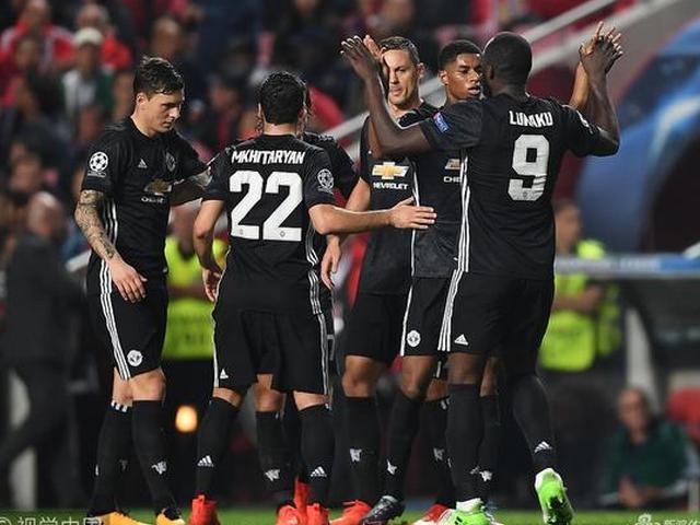 本菲卡0-1曼联