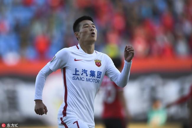 武磊:足协杯一定争取拿下冠军 遗憾错失亚冠中超