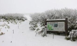 日本北海道4游客雪山游玩被困 警方派直升机营救