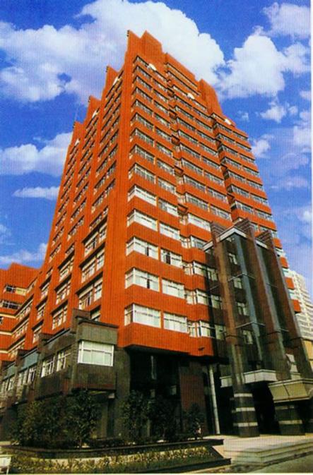 坐落于上海的应氏大厦