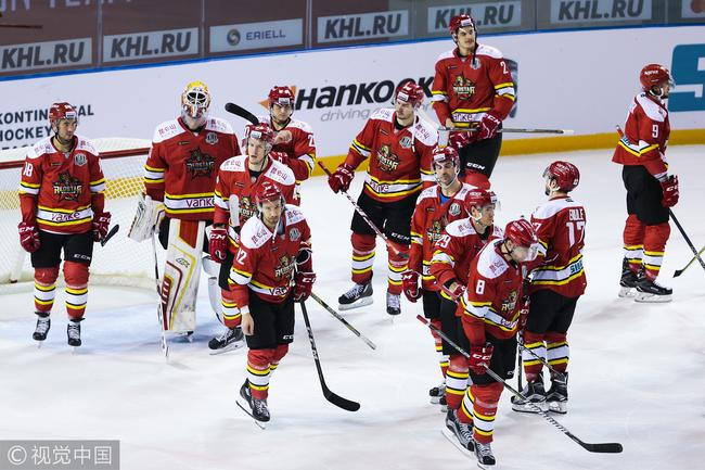 复仇心切却重蹈覆辙 KHL昆仑鸿星连续3场点球落败