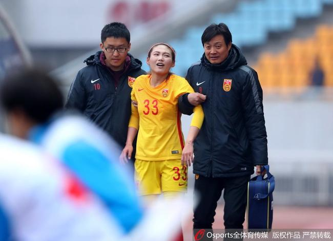 女足主力后卫8年后再对位玛塔 险些因伤被迫挂靴