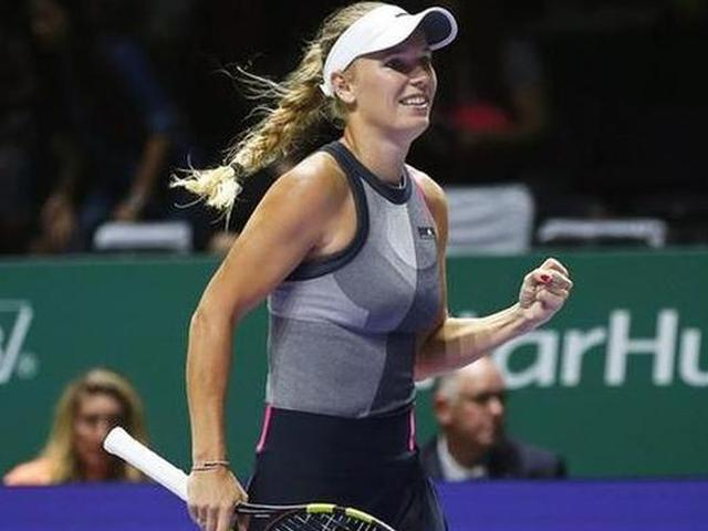 视频-WTA总决赛:沃兹横扫哈勒普 加西亚苦战险胜