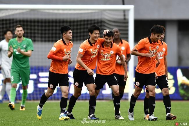 2017年中甲第30轮:北京人和2-1杭州绿城