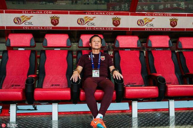 上港领队:拿出职业态度拼建业 感谢球迷一直支持