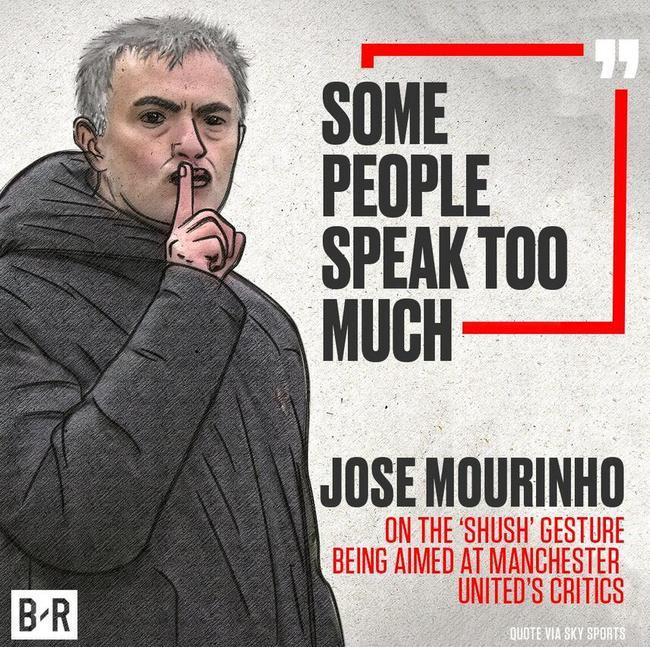 穆里尼奥拿自己赌命!只有他敢叫全世界闭嘴!