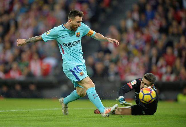 梅西再次撑起全队!巴萨离开他还知道怎么赢球吗