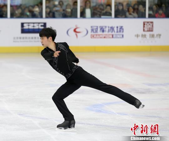中国花滑队员选拔小冰童:是老师更像朋友