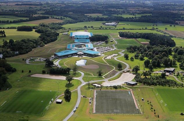 圣乔治公园训练基地具备顶级的训练和医疗设施