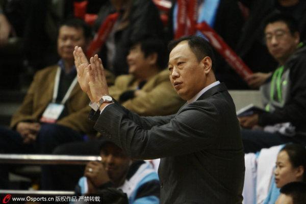2019/20赛季江苏同曦的主教练是谁