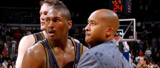 血腥!盘点NBA恶劣打架事件