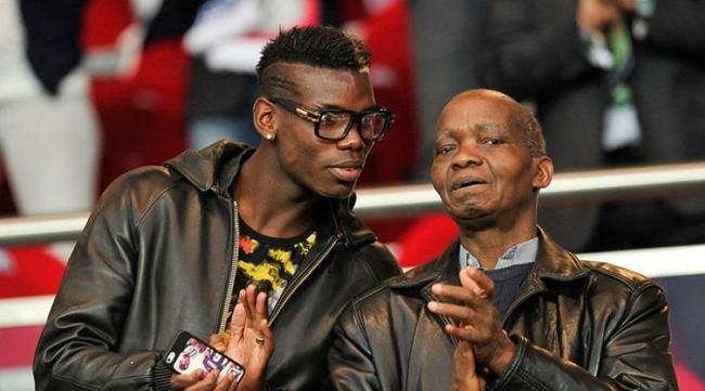 """""""移民二代""""博格巴的父亲30岁从几内亚来到法国"""