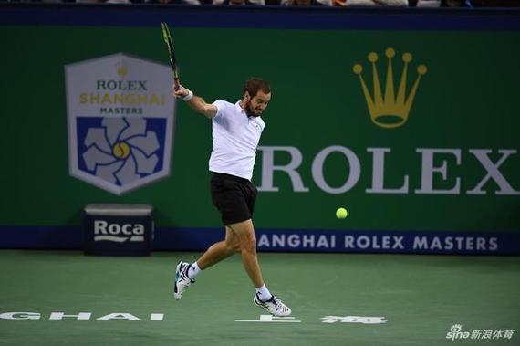 视频-ATP巴黎大师赛:加斯奎特携手贝内特乌顺利晋级