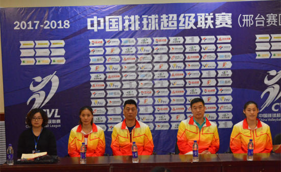 刘晓彤:换阵容后打出状态 打出一场有看点比赛