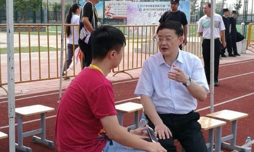 对现任中国足协副主席有信心