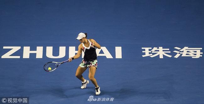 加西亚重返WTA珠海超级精英赛 巴蒂连续两年入围