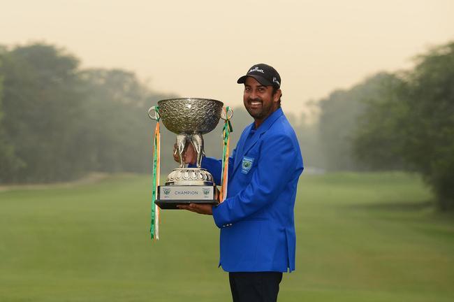 前亚运金牌得主终在家乡赢亚巡 印度公开赛3杆获胜