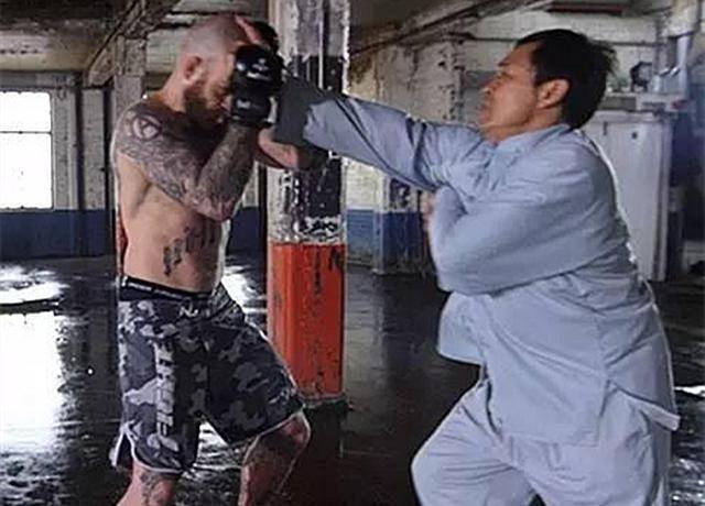 太极掌门痛斥一龙表现:没打出中国传统武术精髓