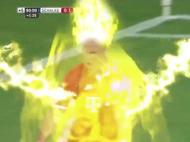 官方回顾基米希拜仁首进球