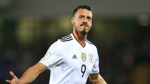 神锋:还没在德国队站稳脚跟