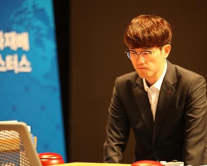 韩国棋手安国铉止步三星杯半决赛