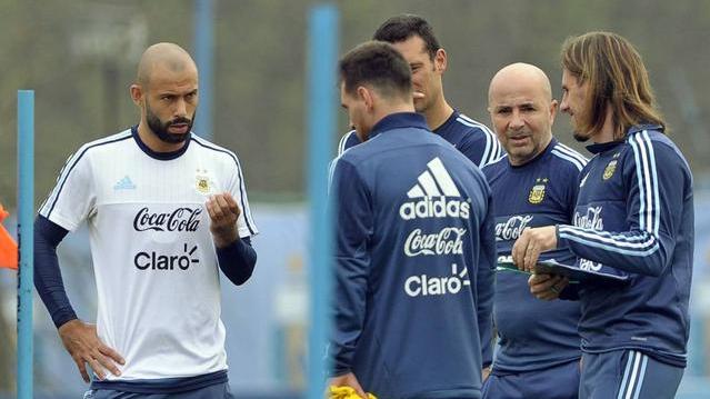 大将:明年世界杯梅西迎好机会