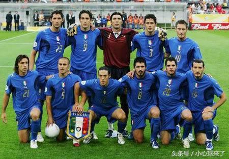 这支冠军意大利...