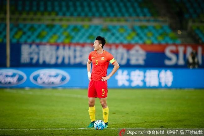 U22国足队长刘军帅