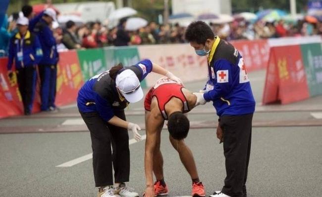 每位跑者都应该知道的事儿 马拉松比赛急救方法