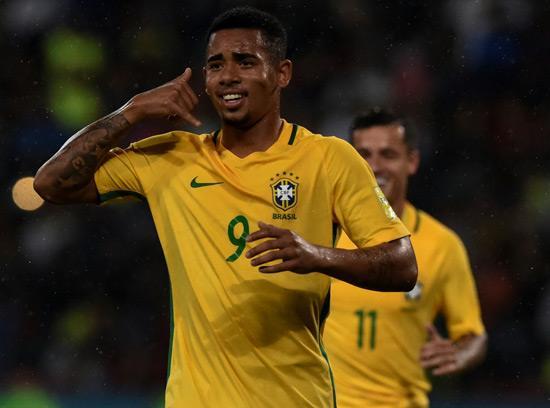 新里瓦尔多+大罗 巴西另一王!