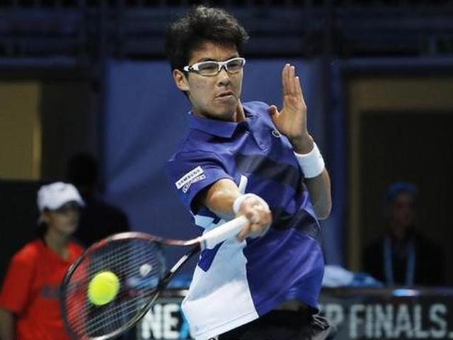 视频-ATP新生力量总决赛 韩国人郑泫小组赛三连胜