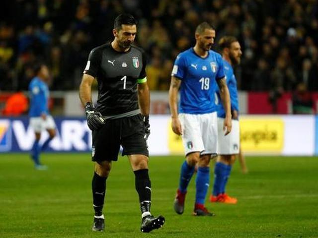 视频集锦-附加赛达米安中柱约翰松绝杀 瑞典1-0意大利