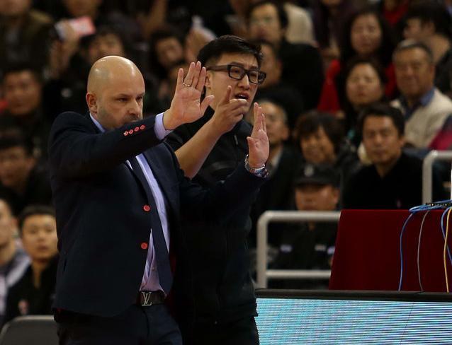 北京队:我们19次罚球对方41次