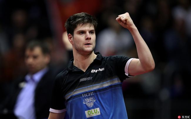 奥恰洛夫四夺公开赛冠军