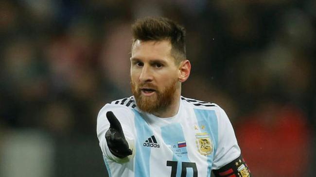 梅西:后悔当初退出阿根廷队 希望伊瓜因进国家队