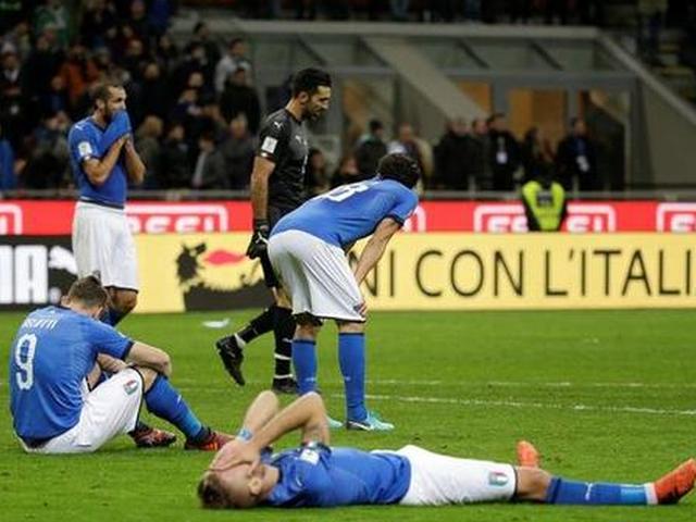 意大利憾别俄罗斯世界杯