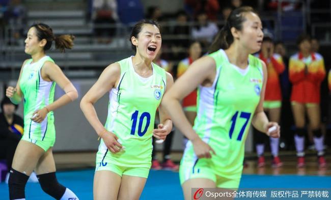 辽宁胜卫冕冠军仍需冷静 这还不是最强江苏女排