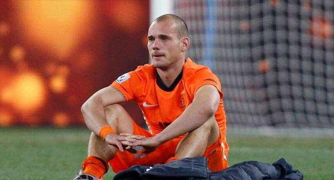 悲情的荷兰足球