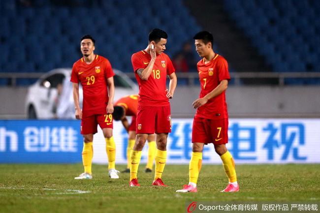 中国队输球