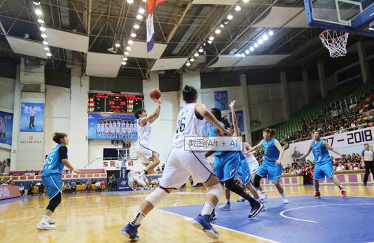 WCBA首轮:广东全华班力克辽宁取赛季首胜