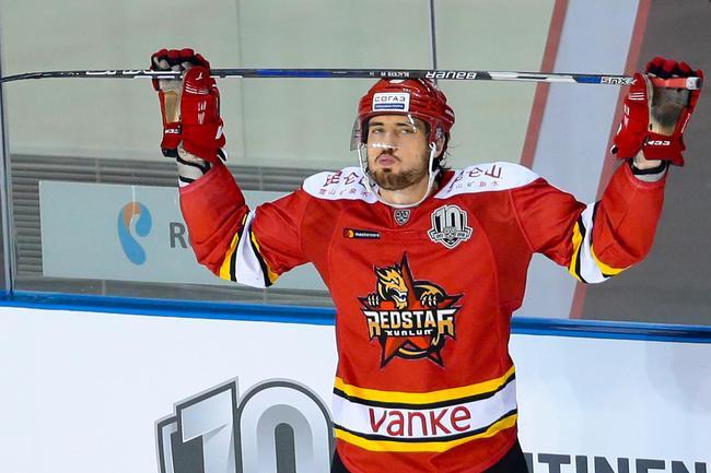 建安破门难救主 KHL昆仑鸿星1