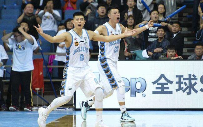 CBA盘口预测:北京主场胜上海