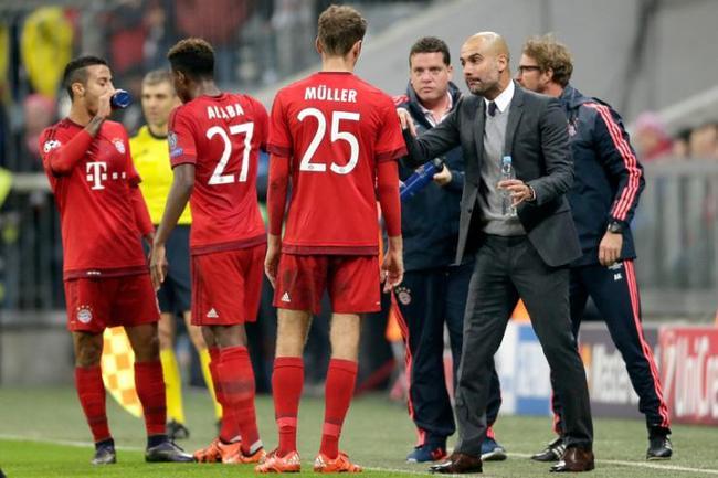 瓜帅让拜仁和德国也踢起了传控足球