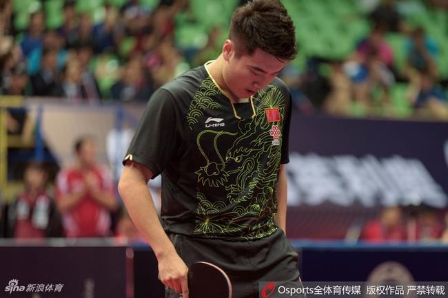 瑞典赛国乒多人晋级单打正赛 梁靖崑张瑞遭淘汰