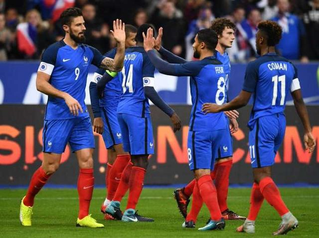 法国队巨星云集!哪位天王最有资格当领袖?