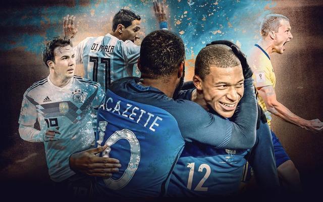 世界杯32强实力榜:德国称霸 阿根廷无缘前16
