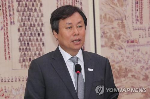 韩国体育部长:盼朝鲜参加平昌冬奥会至最后一刻