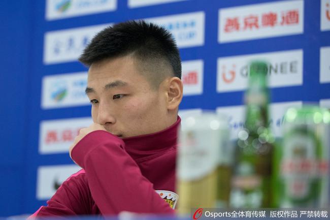武磊:上海德比已趋于理性 不被外界干扰享受比赛