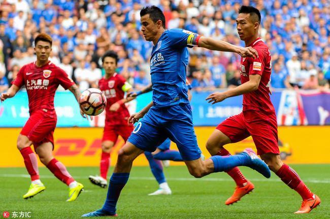 上港莫被联赛双杀迷惑 申花足协杯有五大优势